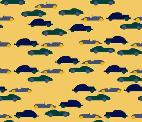 Paullie fabric by doris_rguez on Spoonflower - custom fabric