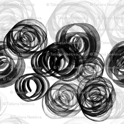 Monochrome pattern
