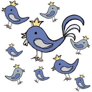 Huehnerglueck_blue