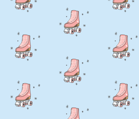 On A Roll fabric by alexdesignsthings on Spoonflower - custom fabric
