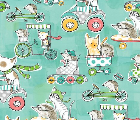 Rlucindawei_cats4wheels_shop_preview