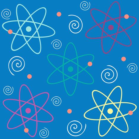Atomic Awesomeness fabric by twix on Spoonflower - custom fabric