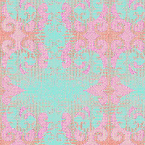 Palais (Romantique) fabric by david_kent_collections on Spoonflower - custom fabric