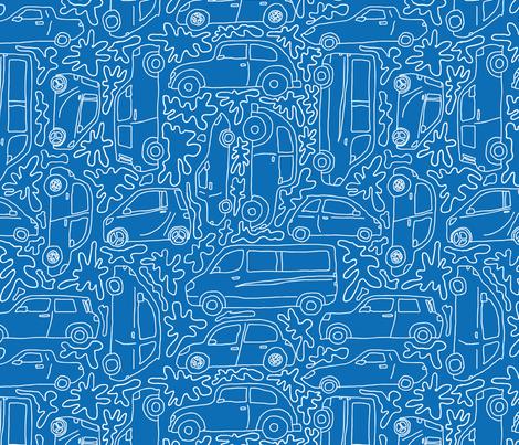 cars fabric by klivenkova on Spoonflower - custom fabric