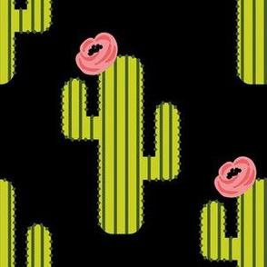 """6"""" Fiesta Cactus - Black"""