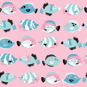 Fishes stripes