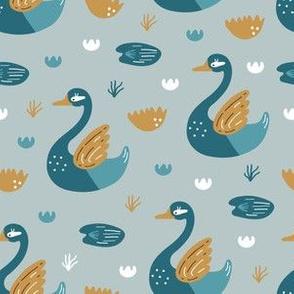 little_swan