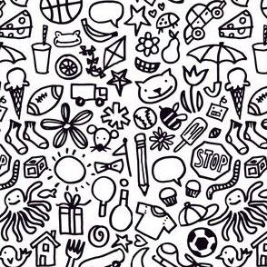 Kiddie Doodles