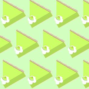 Key Lime Slice-green