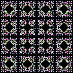 Orchid Squares