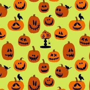 Pumpkins Green