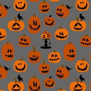 Pumpkins Grey