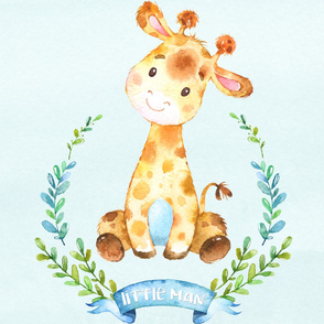 Little Man Giraffe - 27 inch