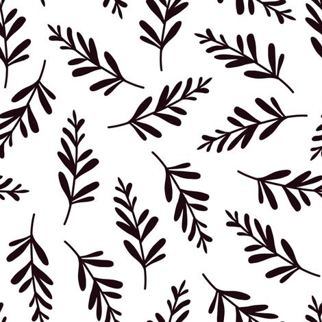 Gardening fabric by yuliia_studzinska on Spoonflower - custom fabric
