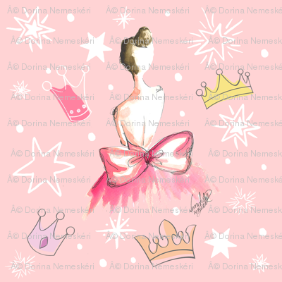 Miss Princess Awesome