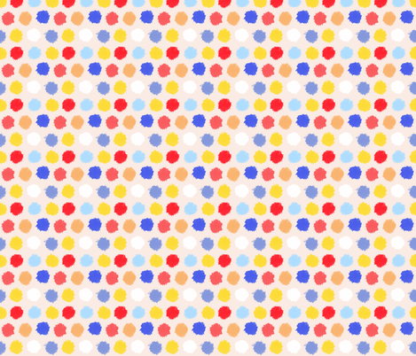 Big Dots fabric by julia_gosteva on Spoonflower - custom fabric