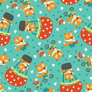 foxes_pattern