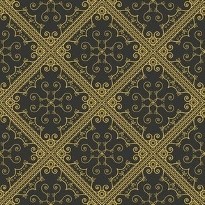 Luxury Arabic Vintage Pattern