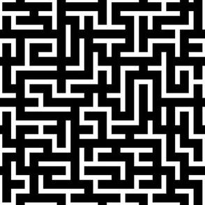 My own labyrinth