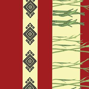 Diamond Weave Pattern