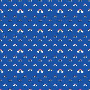 aloha rainbow button size