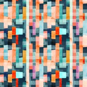 Abstract pixels