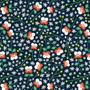 Festive Blooms Gracious Pansies