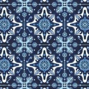 Blue Portuguese Ceramic