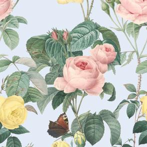 Belles Fleurs ~ Jolie Rayure ~ Bowie