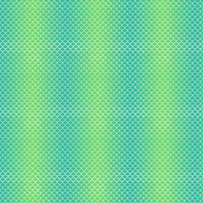blueandgreen fish scales