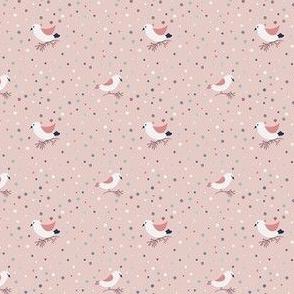 Birds - Mauve