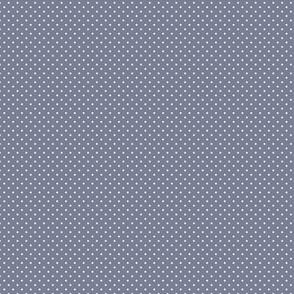 Polka Dots - Gray