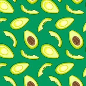 Avocado, Dark Green