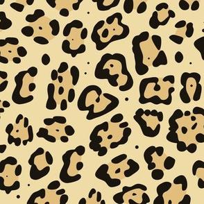 Jaguar skin.