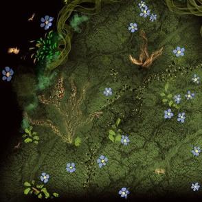 Deep Forest luminaries
