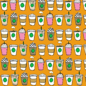 Coffee To-Go - Mini, Fall