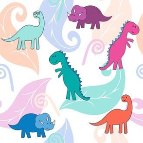 Paisley Dinos