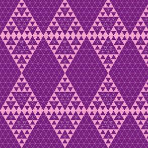 Pascal's Sierpinski Argyle