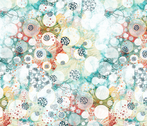 Nucleus fabric by mimipinto on Spoonflower - custom fabric