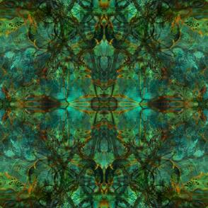 Deep Forest Fairies Kaleided 18inch