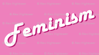 Feminism Fabric