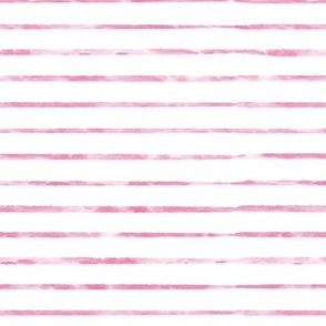 Grace Pink Watercolor Stripe