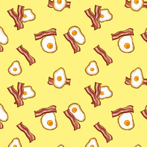 Bacon and Eggs, Yellow