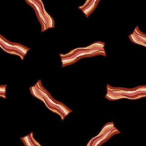 Bacon, Black
