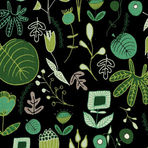 Emerald Forest black