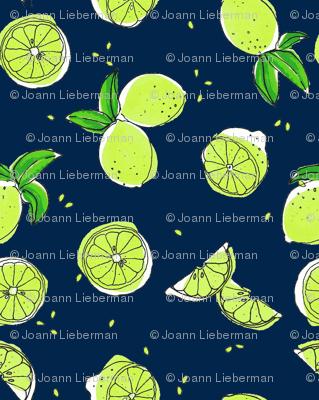 Summertime Limes