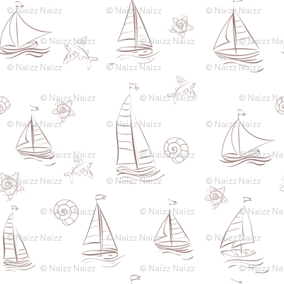 Sailboats_line_preview