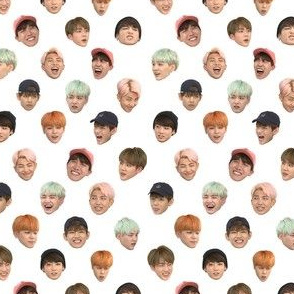 bts faces