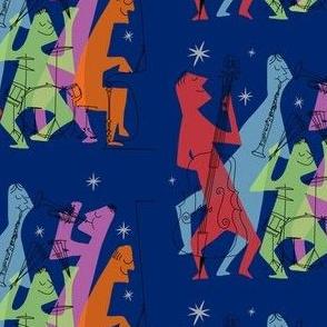 Midcentury Modern Jazz Quintet
