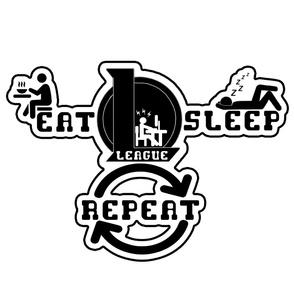 EatSleepLeagueRepeat 5100h